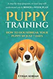 PUPPY TRAINING: HOW TO HOUSEBREAK YOUR PUPPY IN JUST 7 DAYS: A step-by-step program so your pup will understand you & BONUS 1-WEEK  PLAN