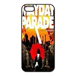 Gators Florida USA-8 Music Band Mayday Parade Print Black Case With Hard Shell Cover for Diy For Iphone 6 Case Cover