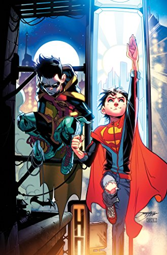 Super Sons: The Rebirth Deluxe Edition Book 1