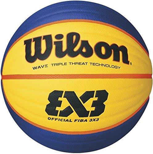 2018 Wilson FIBA 3 x 3 Produit Officiel Jeu de Basketball