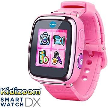 Amazon.com: VTech Kidizoom Smartwatch, White: Toys & Games