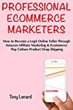Professional Ecommerce Marketer: (Online Store Marketing 2018) Amazon Affiliate Marketing & Ecommerce Pop Culture Product Drop Shipping