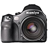 Mamiya DM22, 22 Megapixel Digital Camera Kit, with M645AFDIII Camera Body & 80mm f/2.8 D Series Lens