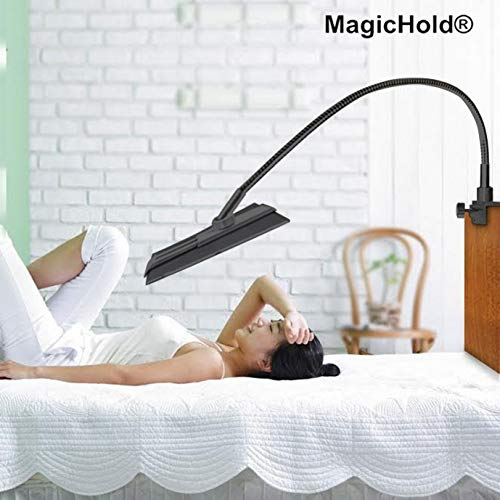 - Magichold 360 Degree Rotating Bed Tablet Mount Holder Stand Compatible with Ipad Pro 12.9 inch,Ipad Air,Ipad Mini & Tablets, The Longest 36 Inch,Turns Any Angle,Black