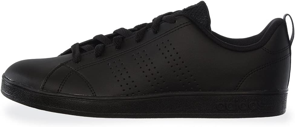 Tenis Adidas Advantage Clean - Mujer - Negro - AW4883