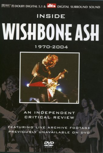 Price comparison product image Inside Wishbone Ash: A Critical Review 1970-2004