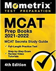 MCAT Prep Books 2021-2022 - MCAT Secrets Study Guide, Full-Length Practice Test, Step-by-Step Exam Review Video Tutorials: [4th Edition]