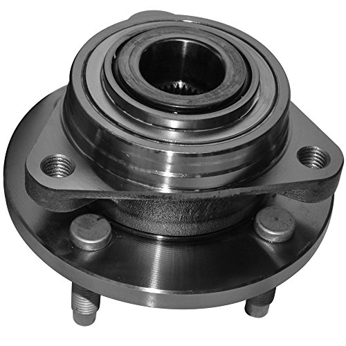 GSP 104205 Axle Bearing and Hub Assembly - Left or Right Front (Driver or Passenger ()