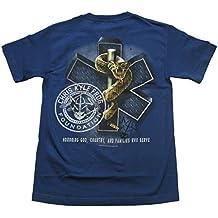 Club Red Chris Kyle Frog Foundation EMS Frog Shield T-Shirt