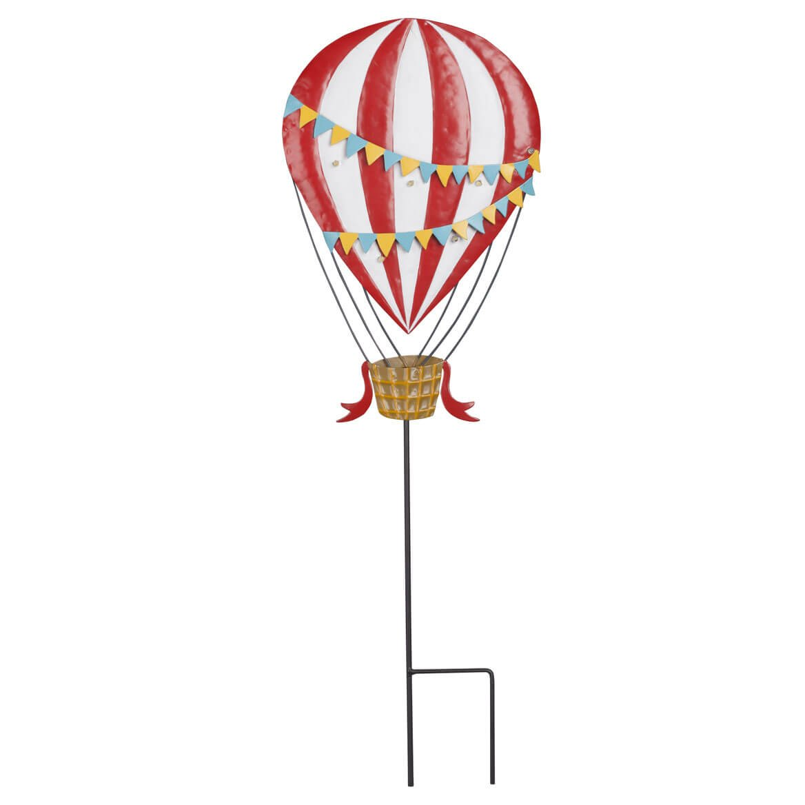 Miles Kimball Solar Hot Air Balloon Stake by Maple Lane Creations