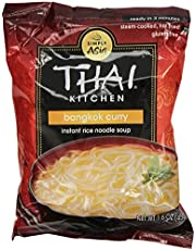 THAI KITCHEN Thai Bangkok Curry Instant Rice Noodle Soup, 45 Gram
