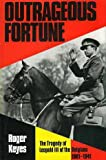Outrageous Fortune, Roger Keyes, 0436233207