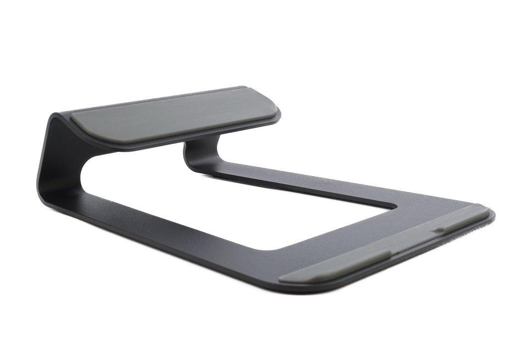 Bramley Power Supporto per Computer portatile, con supporto universale in alluminio per Macbook, Acer, Dell, Samsung, Lenovo, 11 cm 38,10 (15) portatili Stand 10 (15) portatili Stand BP01A