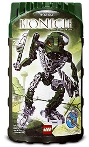 LEGO Bionicle Toa Hordika Matau (Green) -