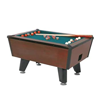 Amazoncom Valley Tiger Cat Bumper Pool Table with Ball Return