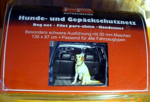 PKW Schutznetz Laderaumnetz Hundeschutznetz NEU - Abmessungen 130cm x 87cm, Dieses Netz ist universal passend für PKW`s, Kombi- Fahrzeuge und PKW`s mit Heckklappe.
