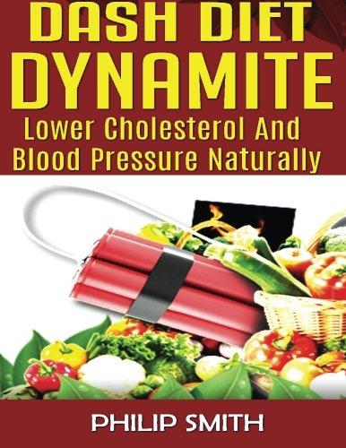 high cholesterol dash diet