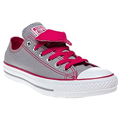 b1a5b592a21b Converse Women s All Star Ox Double Tongue Shoes - UK 6