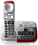 Best Cordless Phones For Hearing Impaireds - Panasonic KX-TGM450S Amplified Cordless Phone with Digital Answering Review