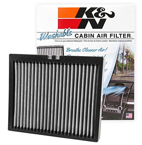 VF2040 K&N CABIN AIR FILTER (Cabin Air Filters):
