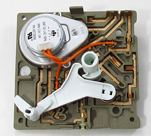Parts & Accessories 628358 - CONTROL MOTOR FOR ALL ICEMAKER MODELS NEW ICE MAKER MODULE ()