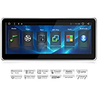 AIMTOM Audi 2009-2016 A4 A5 2009-2017 Q5 In-dash GPS Navigation Android Bluetooth Stereo 10.25 IPS Touch Screen AV Receiver FM AM Radio USB Multimedia Car Player Built-in Wi-Fi Head Unit