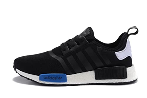 Amazon ADIDAS NMD R1 Black Mens Shoes Running Cross