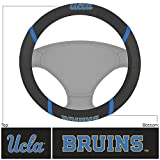 Fanmats NCAA UCLA Bruins Steering Wheel Cover, Team Color, One Size