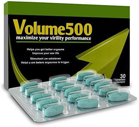 500 Sperm Enhancer product image
