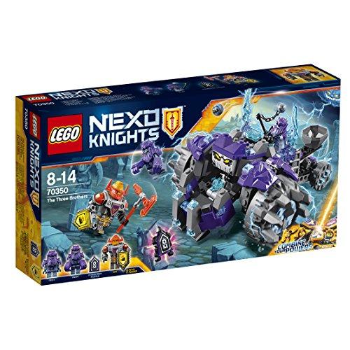 LEGO Nexo Knights - The Three -
