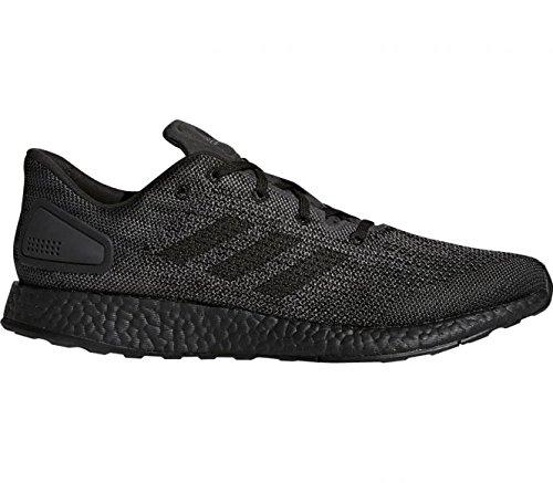 Adidas Uomini Puri Percorso Ltd Spinta Dpr Scarpe Nere Corsa