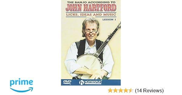 Amazon com: The Banjo According to John Hartford, Vol  1 and 2