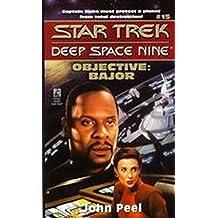 Objective: Bajor (Star Trek: Deep Space Nine Book 15)