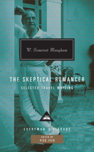 The Skeptical Romancer: Selected Travel Writing (Everyman's Library) by W. Somerset Maugham (2009-11-03)