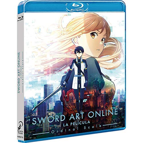 Sword Art Online Ordinal Scale Blu-Ray [Blu-ray]