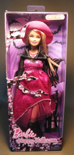 Barbie Happy Halloween -