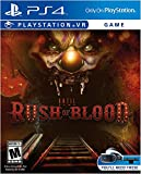 Sony PlayStation VR Rush of Blood Starter Bundle 4 items:VR Headset,Move Controller,PlayStation Camera Motion Sensor, PSVR Until Dawn: Rush of Blood