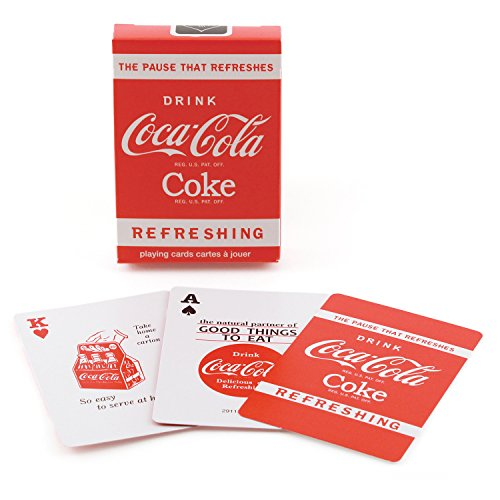 Coca Cola Playing Cards