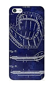 diy phone caseCute High Quality iphone 5/5s 1910 Baseball Patent Drawing Blue Case Provided By Summerlemonddiy phone case