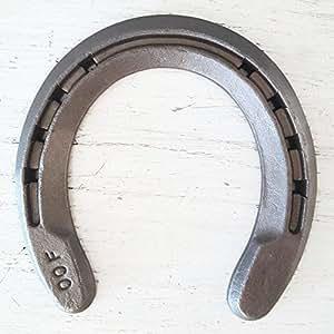 Amazon.com: The Heritage Forge - 20 Horseshoes - Rim Shoe