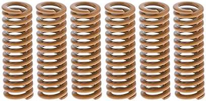 KESOTO 6 Piezas Impresoras 3D Resortes De Compresión De Cama ...
