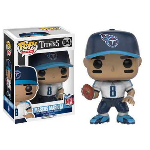 (Funko POP NFL: Wave 3 - Marcus Mariota Action Figure)