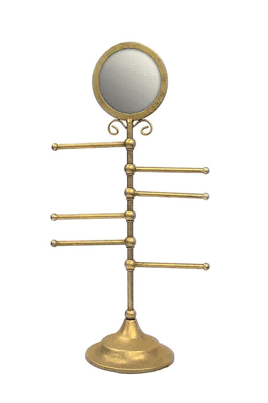 THE JEWEL RACK BRACELET MIRROR STAND (Gold)