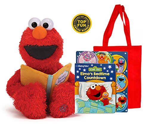 Nursery Rhyme Character Costumes For Kids (Nursery Rhyme Elmo Gift Combo | Elmo 15