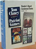 Condensed Books Volume 5 1987: Patriot Games; Snow on the Wind; Memoirs of an Invisible Man; the Man Who Rode Midnight