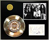 #5: Led Zeppelin Gold Record Signature Series LTD Edition Display