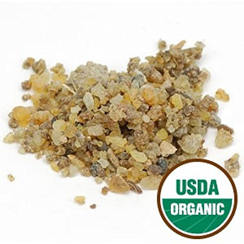 Frankincense Tears Organic Starwest Botanicals 4 oz