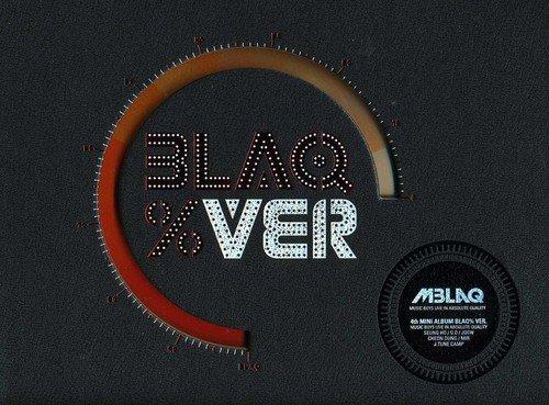 CD : Mblaq - Blaq (Asia - Import)