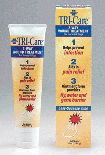 - Tri-Care 3-Way Wound Treatment 4 oz. Model: 100502415