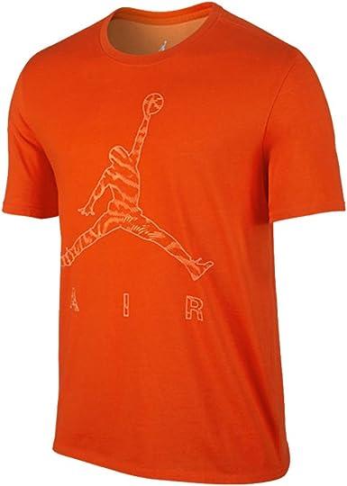 NIKE Jumpman Air Burnout tee - Camiseta Línea Michael Jordan para Hombre: Amazon.es: Deportes y aire libre